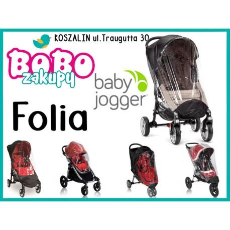 Oryginalna Folia Baby Jogger Mini Gt 4w Zip Elite