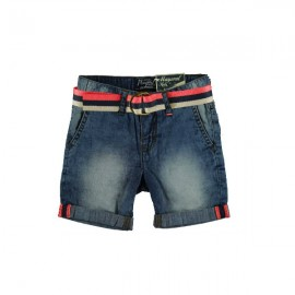 MAYORAL 3226 BERMUDY JEANS OSCURO