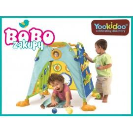 Yookidoo Odkrywczy Domek Zabaw Super Zabawa