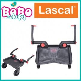 Buggy board LASCAL Dostawka do wózka MINI 3D RED