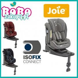 JOIE STAGES ISOFIX Fotelik 0-25 kg RWF Wys.24h