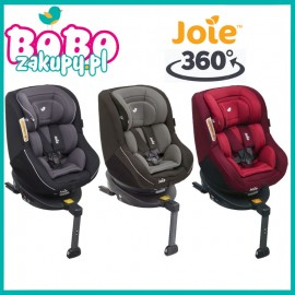 Joie Fotelik Spin 360 ISOFIX 0-18kg Wys.24h