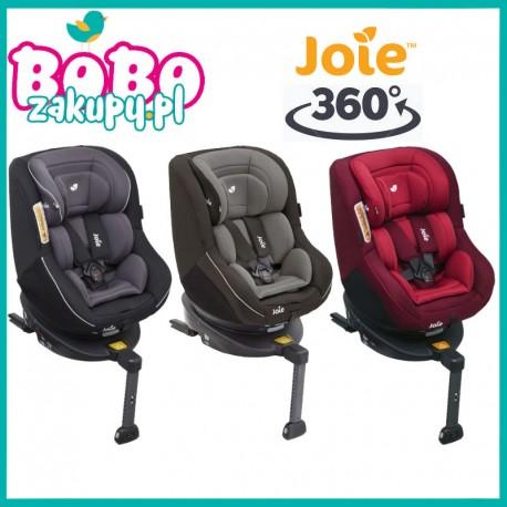 Joie Fotelik Spin 360 ISOFIX 0-18kg Wys.24h