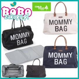 Childhome MOMMY BAG Torba podróżna dla mamy