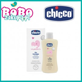 CHICCO OLIWKA DO MASAŻU! 200ML!