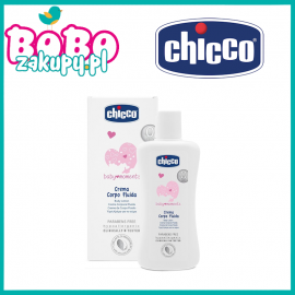 CHICCO BALSAM DO CIAŁA! 200ML