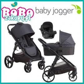 BABY JOGGER CITY PREMIER Wózek 3w1 +gondola +fotelik