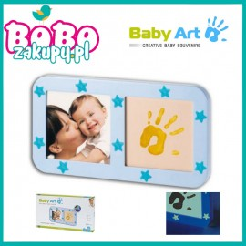 Baby Art Phospho Print Frame- fluorescencyjna ramka +odcisk