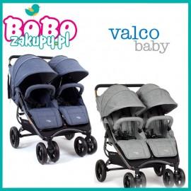 Wózek Valco Baby SNAP DUO DENIM tylko 9,8kg +pałąk Wys.24h
