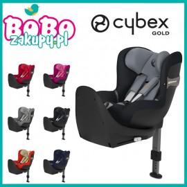 CYBEX SIRONA S i-Size fotelik sam. od urodzenia do 105 cm (ok. 4 lat)