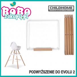 Childhome Podwyższenie Natural do krzesełka Evolu 2
