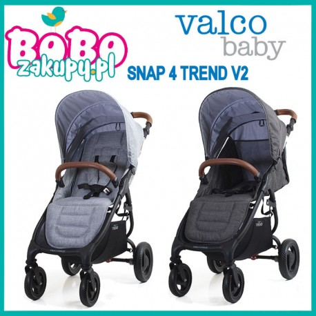 VALCO BABY SNAP 4 TREND V2 Wózek Wys.24h