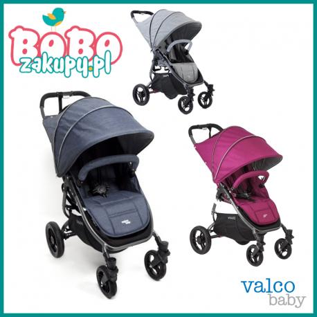 VALCO BABY SNAP 4 TAILOR Lekki wózek tylko 6,6 kg! Wys.24h