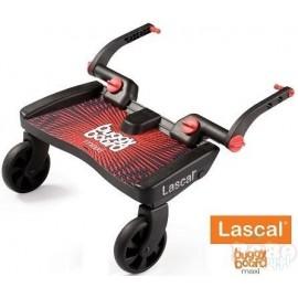 buggy board LASCAL Dostawka do wózka MAXI Czerwona