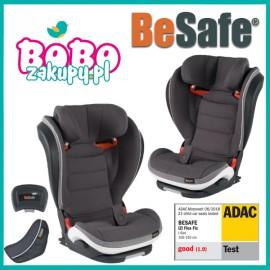 Fotelik samochodowy BESAFE iZi FLEX FIX I -Size  15-36 kg