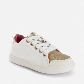 MAYORAL 47741 Buty  fantazja biały