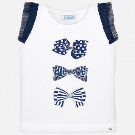 MAYORAL 3021 Koszulka na ramiączkach Granatowy