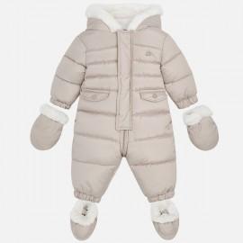 MAYORAL 2618 Kombinezon pikowany dla niemowlaka Funghi