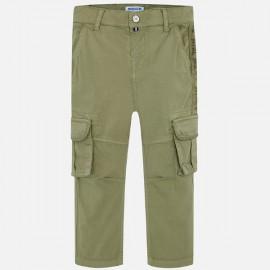 MAYORAL 3524 Długie spodnie dla chłopca Krokodyl