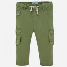 MAYORAL 1527.075 Długie spodnie dla chłopca Szałwia