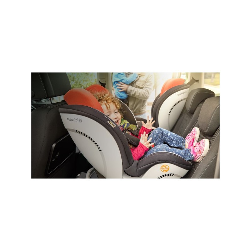 CASUALPLAY Fotelik samochodowy Volta Fix 0-18 kg