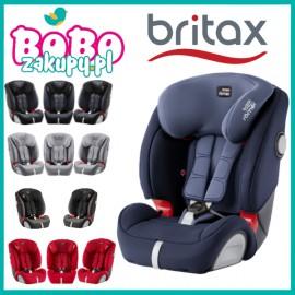 Britax EVOLVA 1-2-3 SL SICT fotelik samochodowy 9-36 kg
