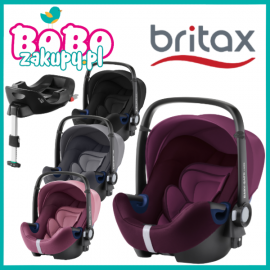 FOTELIK BRITAX ROMER BABY-SAFE2 i-SIZE 0-13kg NOWOŚĆ + BAZA FLEX