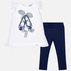 MAYORAL 3512.041 Zestaw koszulka i długie spodnie