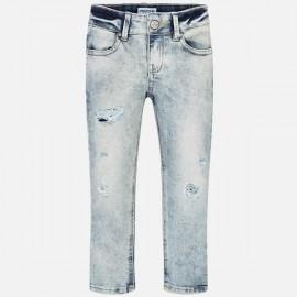 MAYORAL 75.024 Długie spodnie jeansowe