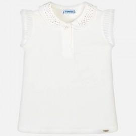MAYORAL 3101.038 Koszulka polo dla dziewczynki