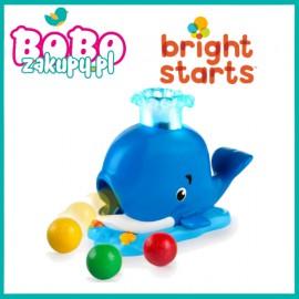 Bright Starts  Wieloryb z piłeczkami