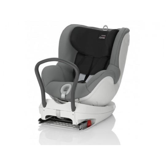 Britax Römer Dualfix Steel Grey fotelik samochodowy 0-18kg