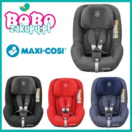 Fotelik Maxi-Cosi Pearl Smart i-Size z bazą FamilyFix One i-Size 0-18 kg