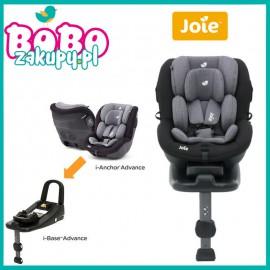 JOIE ZESTAW FOTELIK I-ANCHOR ADVANCE + I-BASE ADVANCE