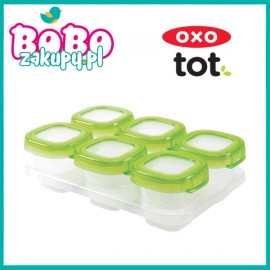 Pojemnik do mrożenia żywności OXO 6 sztuk