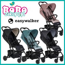 Easywalker Buggy XS Wózek spacerowy z osłonką przeciwdeszczową kolekcja 2019