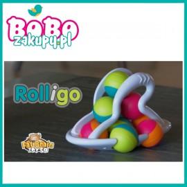 Fat Brain Toys Rolligo Kule Pojazd dla najmłodszych