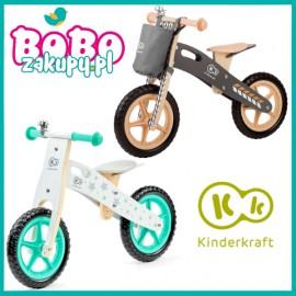 Kinderkraft Rowerek biegowy RUNNER