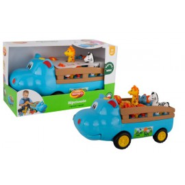 Dumel Hipciowóz zabawka interaktywna