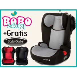 Fotelik BabySafe MASTIFF 15-36kg ISOFIX 2016