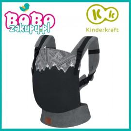 Kinderkraft Ergonomiczne nosidełko MILO 3m+ Black