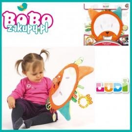 Ludi Zabawka Sensoryczna Kotek Bobozakupy