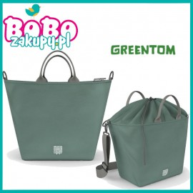 Oryginalna Torba do Wózka Greentom Shopping Bag
