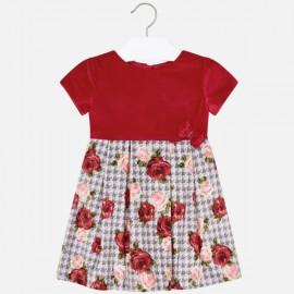 Mayoral 4921.022 Akasmitna sukienka dla dziewczynki