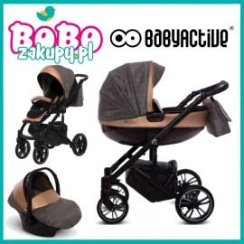 Babyactive wózek uniwersalny Chic 3w1