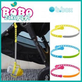 B.BOX Smycz do połączenia bidonu z wózkiem lub fotelikiem.