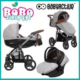 Babactive wózek uniwersalny Mommy 3w1
