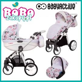 Babyactive wózek uniwersalny Mommy Limited Edition 3w1