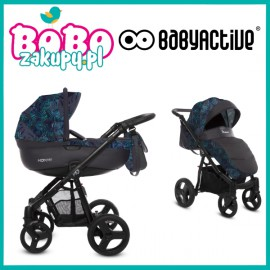 Babyactive wózek uniwersalny Mommy Limited Edition 2w1