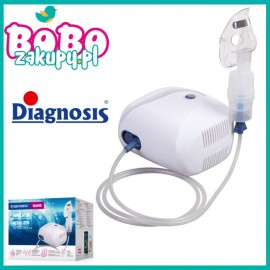INHALATOR NEBULIZATOR DIAGNOSTIC NANO WYS. 24h
